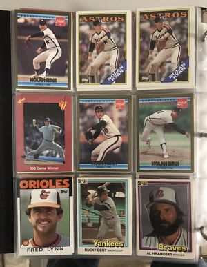 Huge collection of baseball cards! for Sale in Rockville, MD