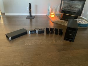 Bose Lifestyle V20 surround sound system for Sale in Redmond, WA