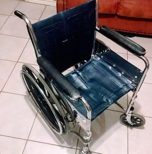 Lightweight folding wheelchair for Sale in Kennedale, TX