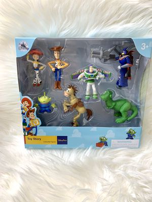 Disney Toy Story Collectible Figures Set for Sale in Orlando, FL