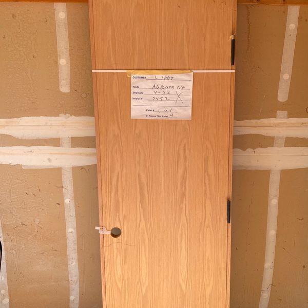 Door And Door Jam Kit