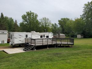 Property and Trailer for sale. Wood Haven Lakes Sec 24 Lot 235. for Sale in Mokena, IL