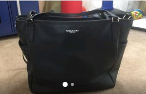 Coach diaper bag for Sale in Littleton, CO