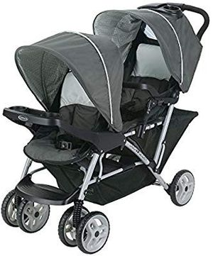 NEW Double Stroller Graco Lightweight Tandem Seating for Sale in Sacramento, CA