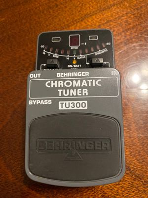 Behringer Tuner TU 300 for Sale in Las Vegas, NV