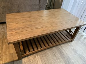 Solid Wood Coffee Table for Sale in Lexington, KY
