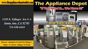New Whirlpool Refrigerator Stainless Steel for Sale in Santa Ana, CA