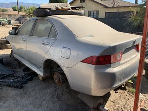 2004 ACURA TSX For PARTS for Sale in DEVORE HGHTS, CA