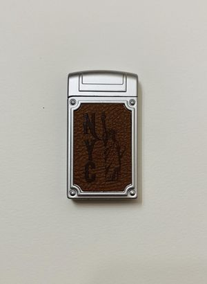 Authentic Leather New York Zippo for Sale in Franklin, TN