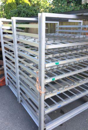 Metal rack for Sale in Lynnwood, WA