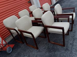 8 Rosewood dining chairs for Sale in District Heights, MD