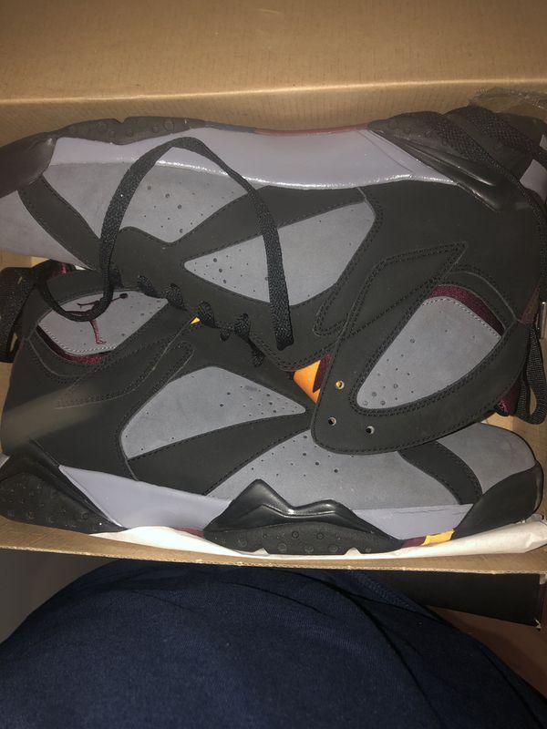 Bordeaux 7s size 13