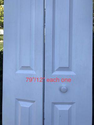 Closet doors for Sale in Des Plaines, IL