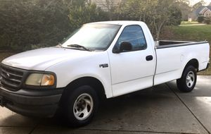 2002 Ford F-150 Long Bed Work Truck for Sale in Marvin, NC
