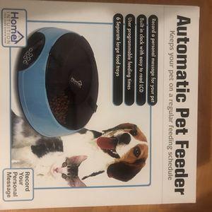 Pet Feeder for Sale in West Sacramento, CA