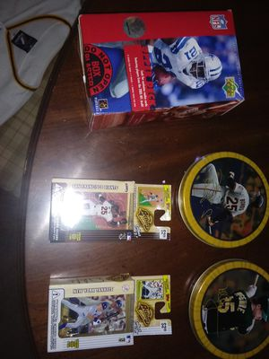 Baseball and football card lot for Sale in Pittsburgh, PA