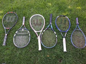 Tennis racket for Sale in Colton, CA