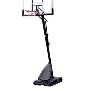 """Spalding 54"""" Polycarbonate Portable Basketball Hoop for Sale in Plano, TX"""