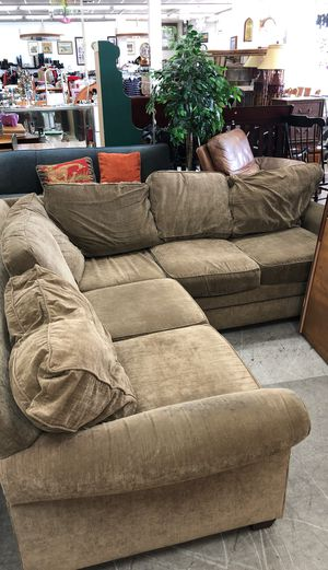 Sectional couch for Sale in Cahokia, IL
