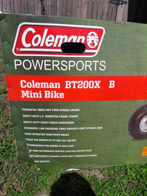 ***new out the box minibike*** for Sale in Lakeland, FL
