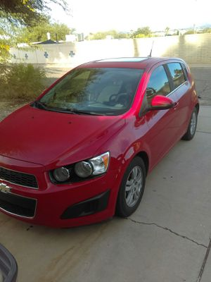 2012 Chevy Sonic Turbo LT for Sale in Tucson, AZ