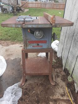 Homecraft table saw for Sale in Springfield,  IL