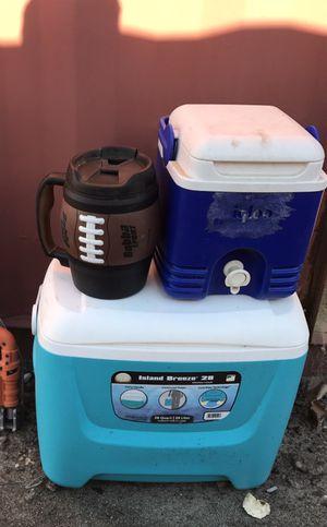 Coolers/make offer for Sale in Sanger, CA