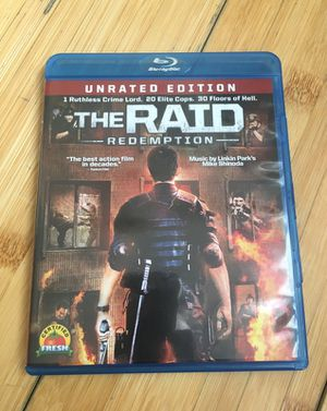 The Raid Redemption Blu-ray for Sale in Baltimore, MD