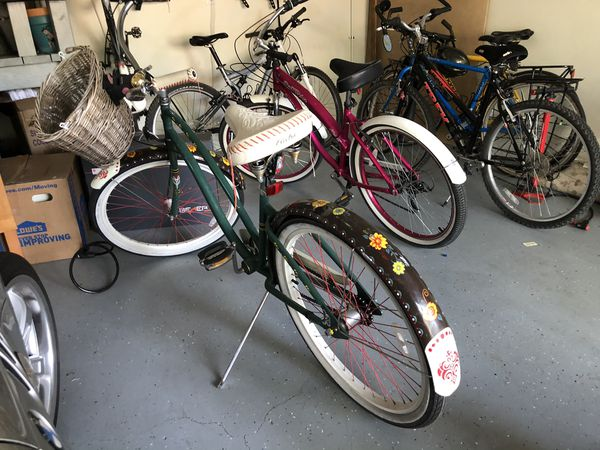 Bikes For Sale! Make an offer!