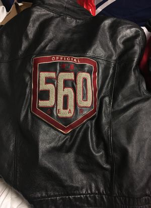Fat Joe Official Leather Jacket for Sale in Boston, MA