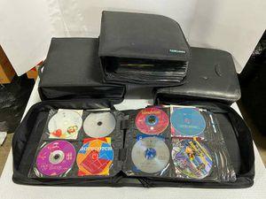 Case full of DVDs for Sale in Pekin, IL