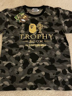 Bape X Trophy Room T-Shirt Brand New for Sale in Aldie,  VA