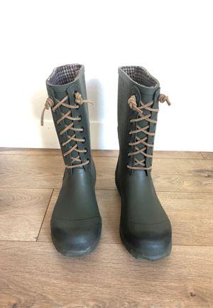 SeaVees Tarmac Rain boot ☔️ women size 7 ☔️ for Sale in San Marcos, CA