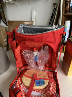 Angels portable picnic cooler for Sale in Huntington Beach, CA