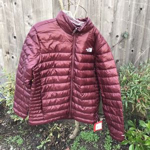 NORTHE FACE JACKET SIZE LARGE MENS for Sale in Tacoma, WA