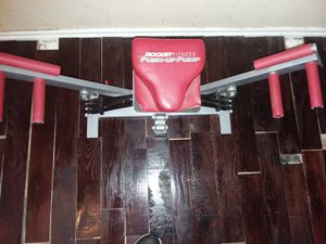 Ab rocket twister and rocket push up pump for Sale for sale  Georgetown, TX