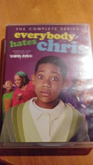 Everybody Hates Chris the complete series for Sale in Prairieville, LA