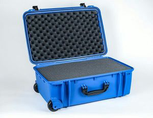 Seahorse 920 Wheeled Case with Foam, Blue *NEW* for Sale in Sacramento, CA