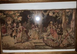 Victorian Belgium Tapestry for Sale in PA, US