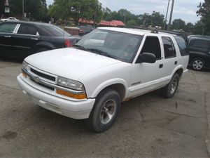 2002 Chevy blazer for Sale in Redford Charter Township, MI
