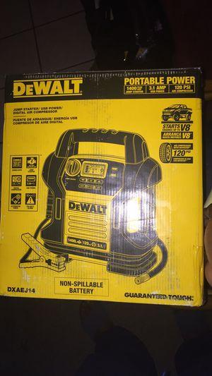 Dewalt battery charger for Sale in Myrtle Beach, SC