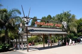 Tickets for Oakland Zoo - 11/08 11:00 AM for Sale in Dublin, CA