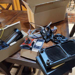 Xspc 240mm PC CPU Water Cooling Kit for Sale in San Bernardino, CA