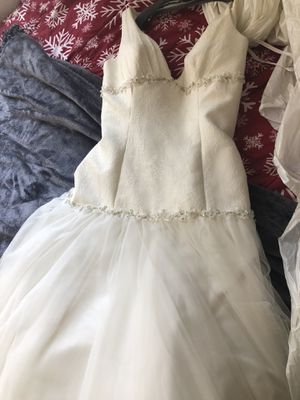 Mon Cheri wedding dress for Sale in Poway, CA