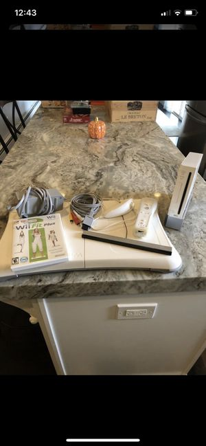 Wii fit for Sale in East Hanover, NJ