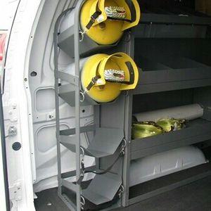 kargo master 4 bottle refrigerant tank rack for Sale in Puyallup, WA