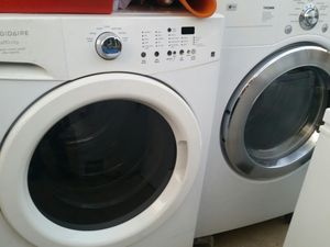 Washer and dryer or separate 90 days warranty for Sale in Alexandria, VA