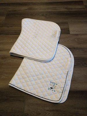 2 dressage horse show saddle pads. Originally $100 for Sale in Kirkland, WA