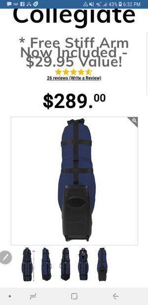 $110 Club glove rolling golf bag carrier. BRAND NEW in box. for Sale in Laguna Beach, CA