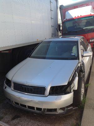 2002 Audi A4 (For Parts) (Para Partes) for Sale in Dallas, TX